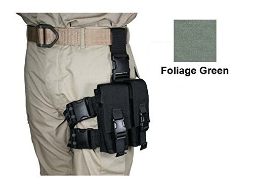 UPC 845701015430, Specter Gear 30-Round Magazine 2 Mil-Spec Tactical Thigh Rig, Foliage Green, 5.56mm