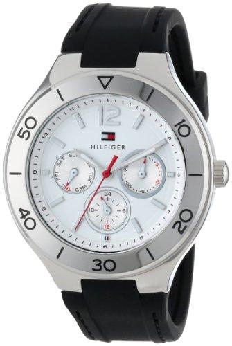 Multi Eye Stainless Steel Watch (Tommy Hilfiger Women's 1781332 Sport Luxury Multi-Eye and Stainless Steel Bezel Watch)