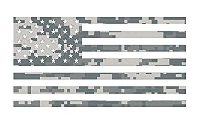 Amazoncom Camouflage Camo Military USA FLAG Salute To Service - Motorcycle helmet decals militarysubdued american flag sticker military tactical usa helmet decal
