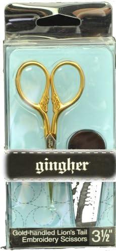 Gingher 3 1/2インチ 刺繍はさみ