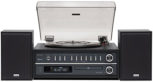 Teac MC D800 Turntable Speaker Bluetooth