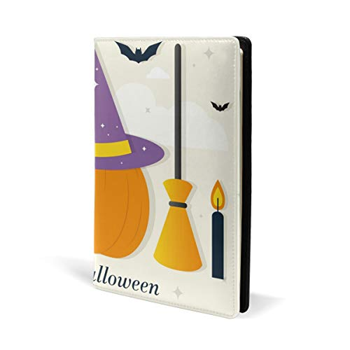 Book Covers A5, Notebook Covering School Educational Supplies Office Homecoming Cat Halloween