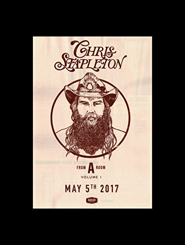 Chris Stapleton - From A Room: Volume I Mini Poster