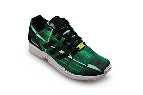 Green Flux Black S31619 Men's Zx Trainers adidas White fWX4a6q