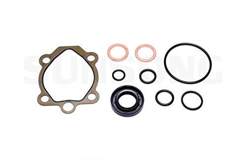 (Sunsong 8401496 Power Steering Pump Seal Kit)