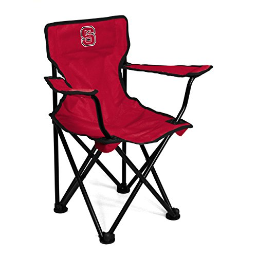 Logo Brands NCAA North Carolina State Wolfpack Toddler Chair