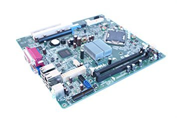 Genuine Dell Motherboard Logic Board For Optiplex 360 Desktop DT Systems Intel G31 Express Chipset DDR2 Memory Socket 775 Compatible Part Numbers: T656F
