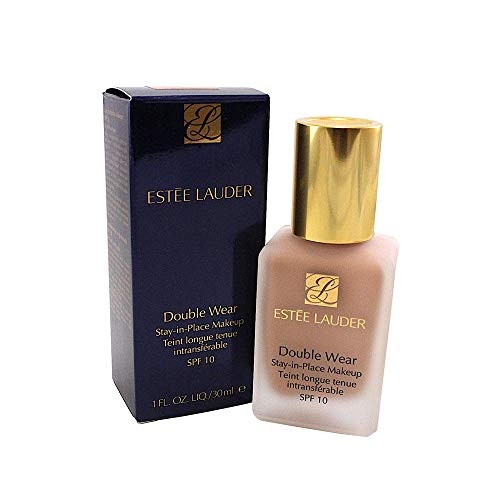 Estee Lauder Double Wear Stay-in-Place Makeup for Women, Pale Almond, 1 Ounce