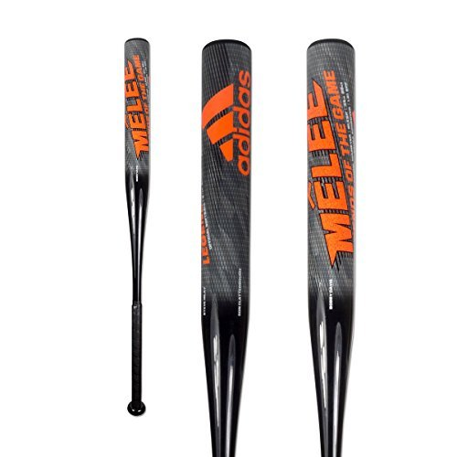 Image of adidas 2017 12 Inch Melee 2 Loaded Slow-Pitch Softball Bats