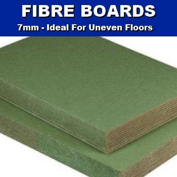 Fibre Boards Floor 7mm Laminate Flooring Underlay Engineered
