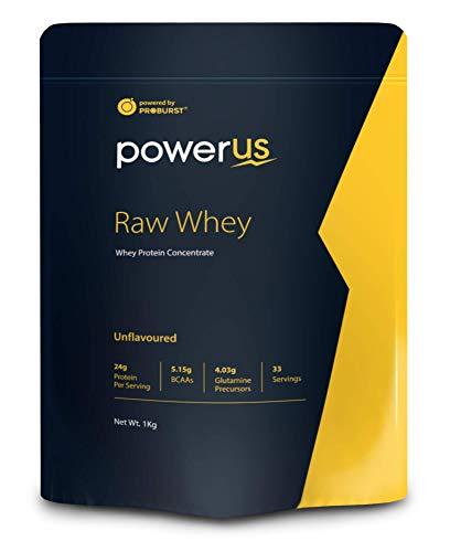 Powerus Raw Whey 1kg