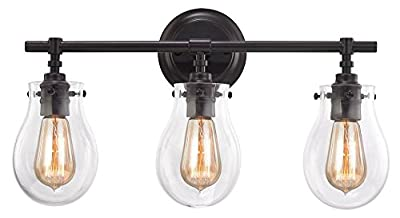 Elk Lighting Jaelyn 319 3 Light Bathroom Vanity Light