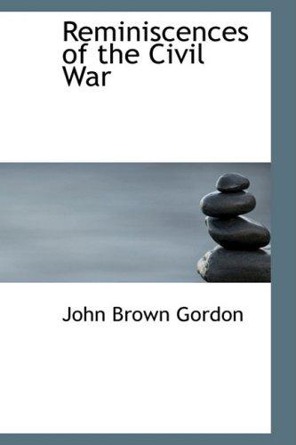 Reminiscences of the Civil War pdf