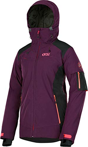 Rosso Exa Porpora Organic Clothing Giacca Picture Donna qBXaW