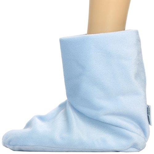 Herbal Concepts Comfort Booties, Light Blue (Pack of 12)