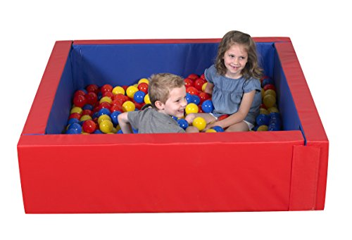 Children's Factory Corral Ball Pool Foam Ball Pit Playroom Furniture Toddler Playset for Kids