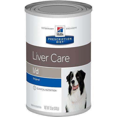 Hill's Prescription Diet l/d Liver Care Original Canned Dog Food 12/13 oz (L/d Diet)