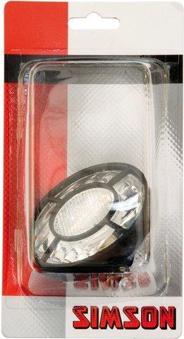 Sansón faros, bicicleta, sin reflector, Simson-NL 8711646206757