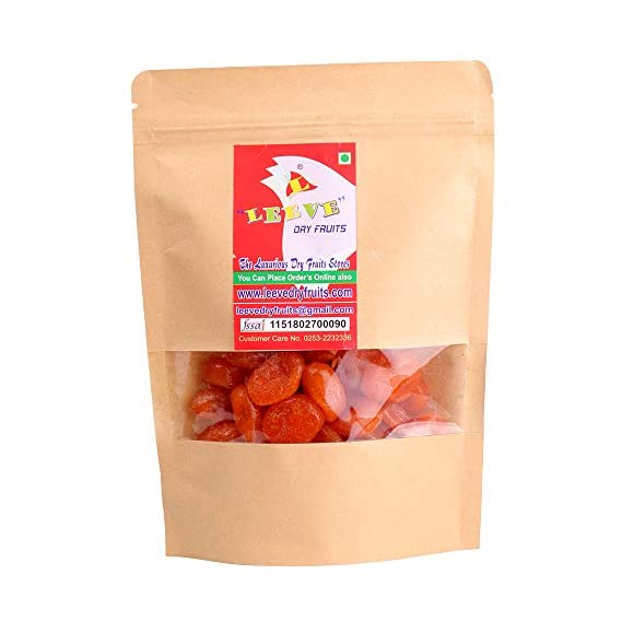 Leeve Dry Fruits Dried Baby Orange, 200 g