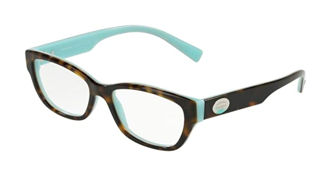 98c102db7c45 Image Unavailable. Image not available for. Color  Eyeglasses Tiffany TF  2172 8134 HAVANA BLUE