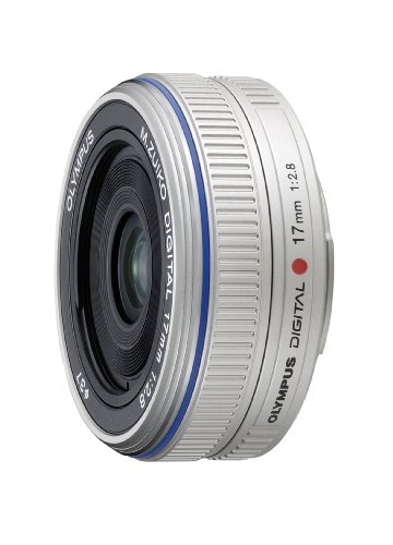 Olympus M.Zuiko 17mm f/2.8 Lens