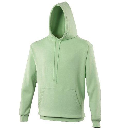 Sweat Orange Hoods Hommes Hoodie Streetwear Burnt Kiwi Awdis Capuche College nHSvcv