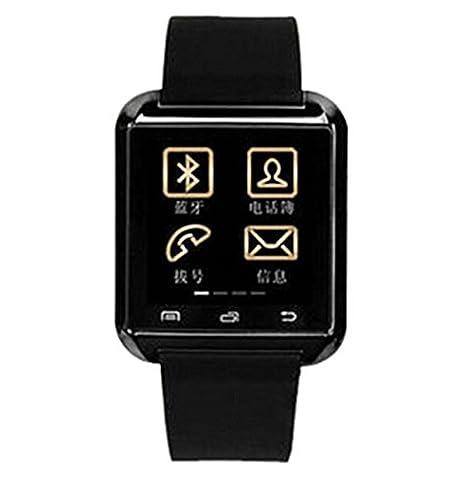 Amazon.com: modogirl SmartWatch U8 pantalla táctil + Keypad ...