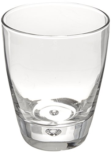 Cheap Bormioli Rocco Luna Double Old Fashioned Glasses, Clear, Set of 4