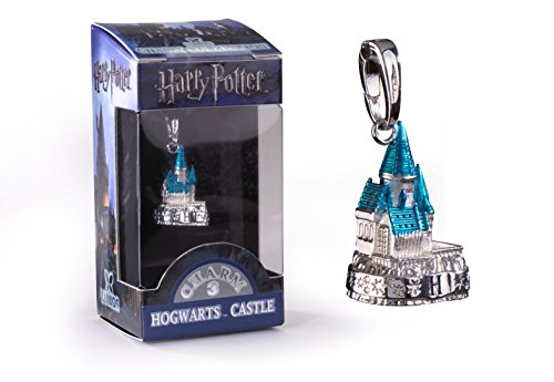 Price comparison product image Lumos Harry Potter Charm 3 - Hogwarts Castle (Silver Plated)