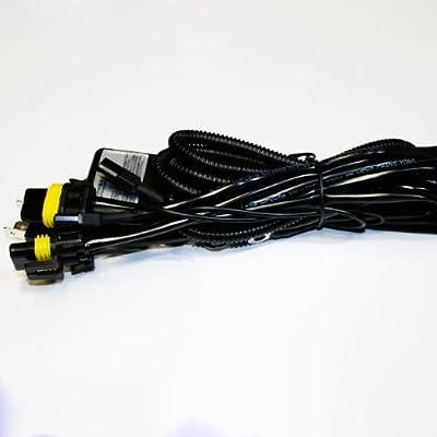 Hid Xenon H4 9003 Bi Xenon Hi/lo Controller Relay Harness Wires: Automotive