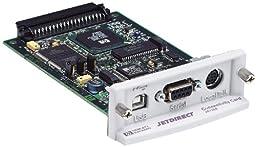 Hewlett Packard Jetdirect Eio Connectivity Card Usb  Ser  Localtalk
