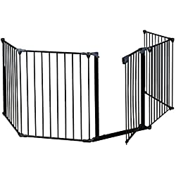 Safety Gate Fence For Pet Dog Cat and Baby by Eaglelnw