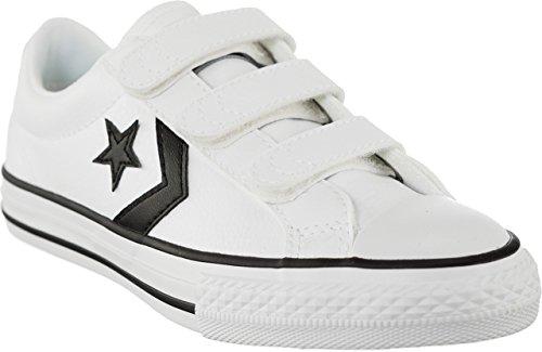 Converse 651829 Star Player EV 3V Kinder Sneakers (weiß)