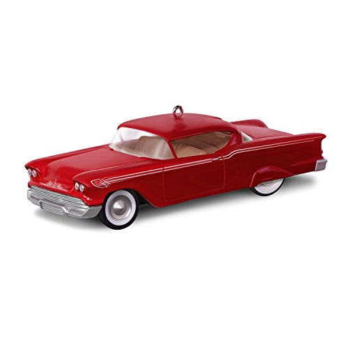 - Hallmark Keepsake 2017 Keepsake Kustoms 1958 Chevrolet Impala Dated Christmas Ornament