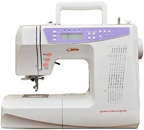 Máquina de Coser Electrónica 404, 170 Puntadas con Alphabet, Mesa ...