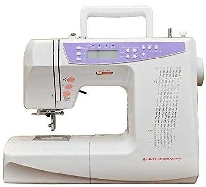 Máquina de Coser Electrónica 404, 170 Puntadas con Alphabet, Mesa de acolchar, acolchar