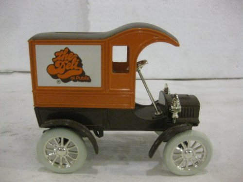 1905-ford-delivery-car-coin-bank-the-deli-of-publix-in-orange-diecast-125-scale-by-ertl