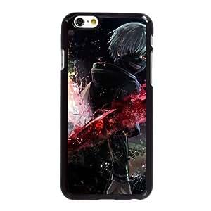 Tokio Ghoul G1H09Z9VW funda iPhone 6 6S más la caja de 5,5 pufunda LGadas funda 066I7I negro