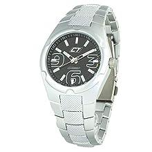 Chronotech Reloj Analógico para Hombre de Cuarzo con Correa en Acero Inoxidable CC7039M-02M