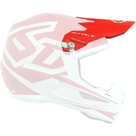 39b9cc26 Image Unavailable. Image not available for. Color: 6D Helmets ATR-1 Visor -  Macro ...