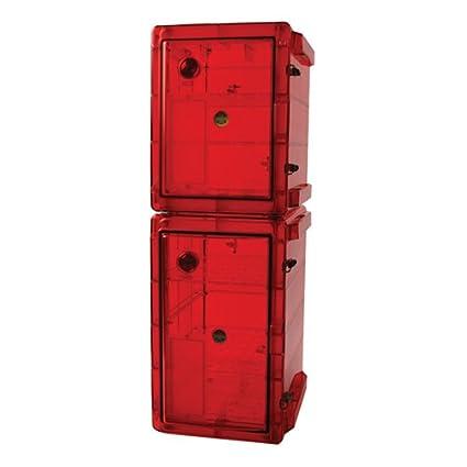 Bel-Art Bundled Secador 3.0/4.0 Gas-Purge Desiccator Cabinets in Amber Color; 3.4 cu. ft. (F42074-0430): Science Lab Desiccator Accessories: Amazon.com: ...