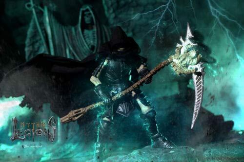 タコニャン figma 1/12スケール 人形クローク ケープ 人形服 6-7インチアクションフィギュア用 人形部品 人形アクセサリー Mythic Legions スケルトン 戦士