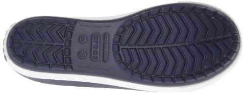 Crocs - Sandalias de vestir para mujer - Nautical Navy/White