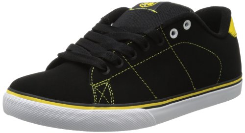 DVS Gavin CT Skate Shoe Black Nubuck Deegan
