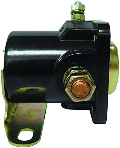 60-64 Gray 51-58 White SW263 15370 SAS-4203 New 12V Starter Solenoid For 1956-58 Case 60-64 Teledyne 51-58 Cockshutt 60-63 Lister-Blackstone