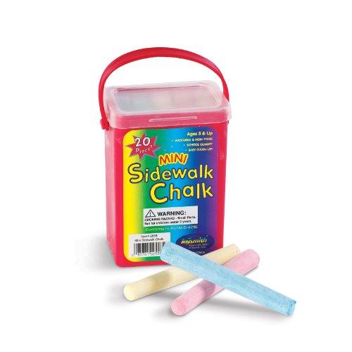 Toysmith Mini Sidewalk Chalk Piece