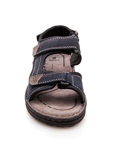 Sandales homme en cuir de sport et de plein air de marche. Livraison gratuite en 3 à 5 jours ouvrables. Taille 40-45.