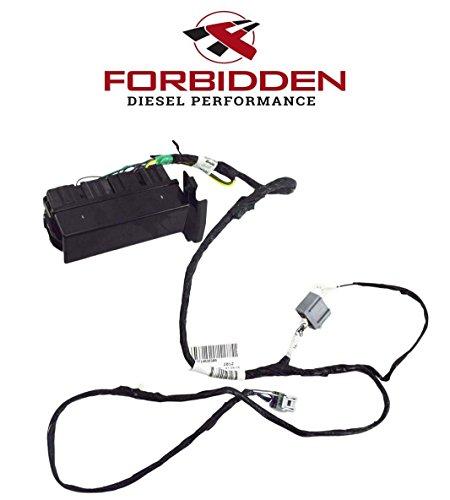 (2011-2015 Ford F250 F350 Super Duty Upfitter Switch Jumper Wire Harness OEM NEW BC3Z-14A303-B)