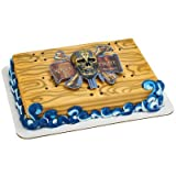 A1 Bakery Supplies Pirates of the Caribbean Marked by a Curse Cake Decorating Set