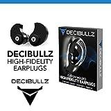 Decibullz - Custom Molded High Fidelity Earplugs